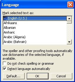 DLL Problem with Spell Check (Microsoft Word)