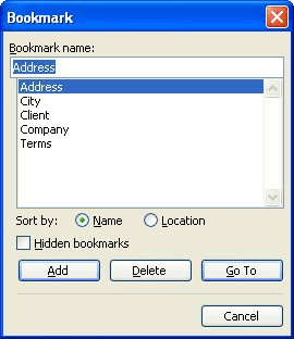 how to create a hyperlink in a word document