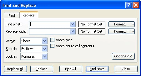 Making All Occurrences Bold (Microsoft Excel)