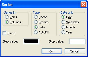 Every Second Tuesday (Microsoft Excel)