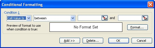 Conditional Formatting Based on Date Proximity (Microsoft Excel)