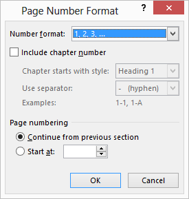 Chapter Numbers in Indexes and TOAs (Microsoft Word)