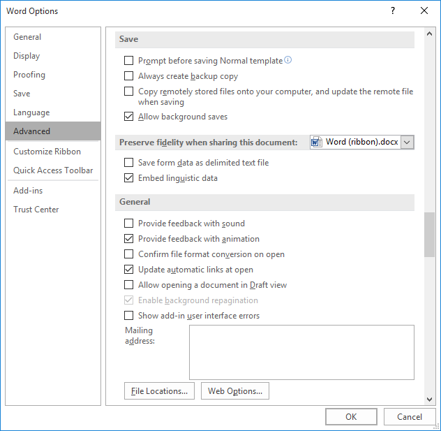 Inconsistent Prompting to Save Normal Template Changes (Microsoft ...