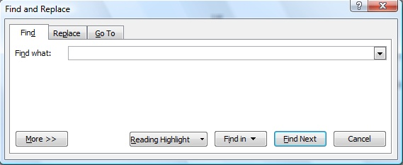 Searching For Paragraph Marks And Line Breaks Microsoft Word