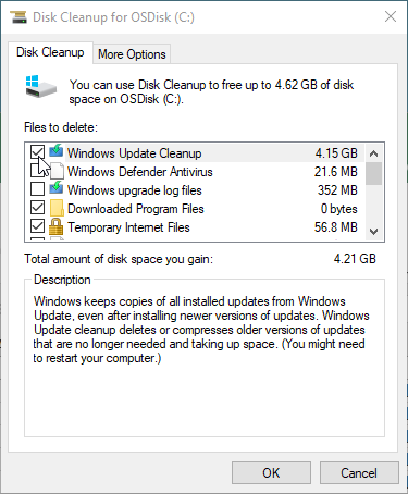 Getting Rid Of Old Windows Updates Tips