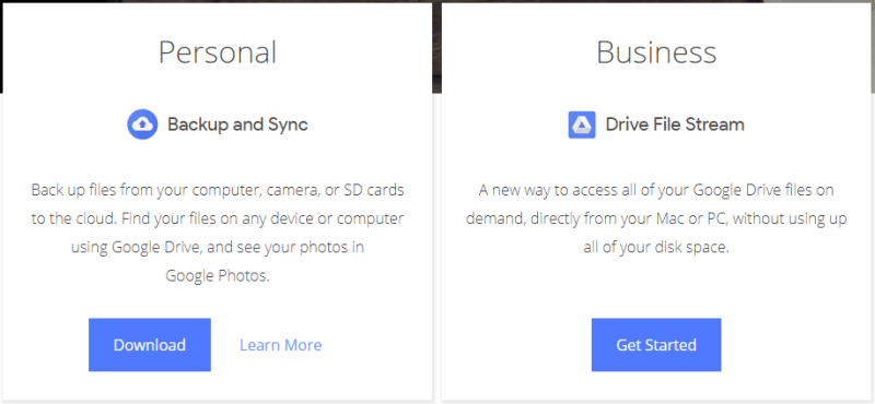 Google Drive (Tips Net)