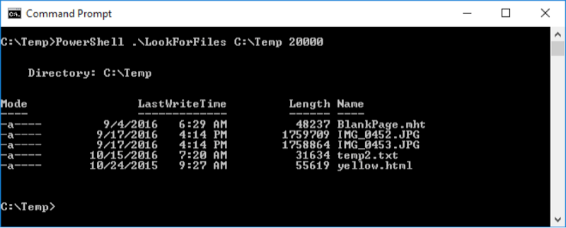 Passing Parameters to a PowerShell Script (Tips Net)