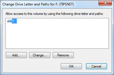 How to Change Drive Letters Tips Net