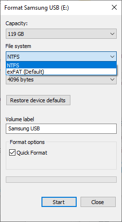 Understanding the NTFS File System (Tips Net)
