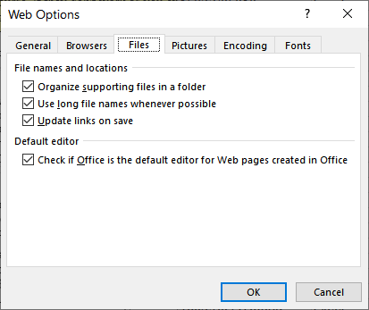 Hyperlinks No Longer Work in a Workbook (Microsoft Excel)