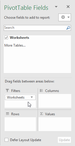 Market Analysis Worksheet Word Creating Worksheets From A List Of Names Microsoft Excel Predicting Outcome Worksheets Excel with Oxidation Reduction Reaction Worksheet Excel Drag The Checked Field Name Names Or Worksheets Into The Filters Area  Of The Pivottable Fields Pane See Figure  Oracle Server Worksheet Pdf