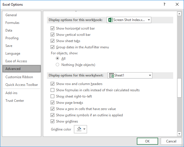 how to change page breaks in excel