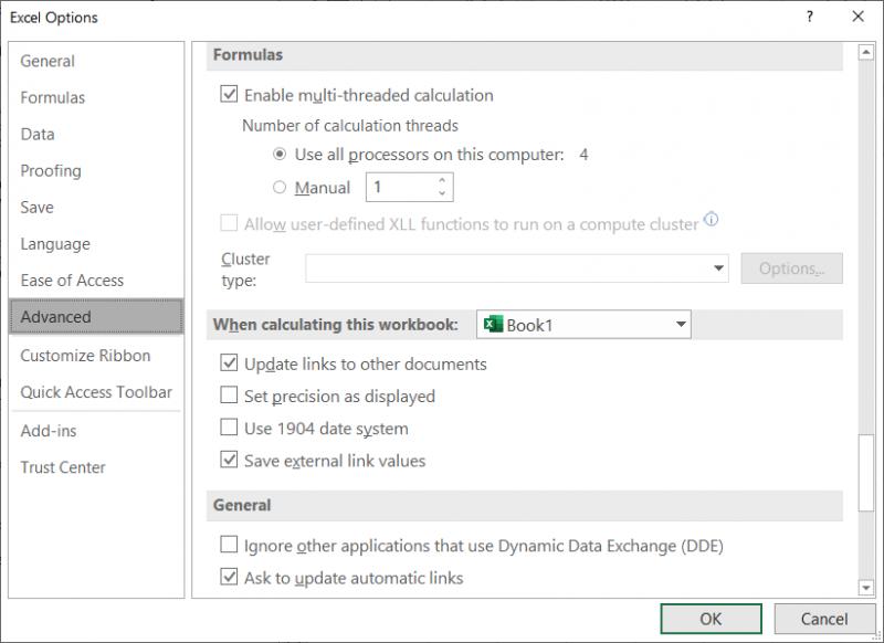 Displaying Negative Times (Microsoft Excel)