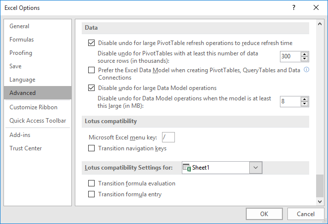 Tab Key Won't Move from Cell to Cell in Locked Worksheet