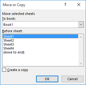 the move or copy dialog box - 55 How Copy Excel Sheet Into Word Relevant