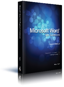 Microsoft Word VBA Guidebook