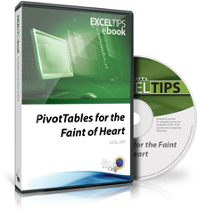 Excel 2010 PivotTables for the Faint of Heart (Table of Contents)
