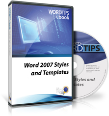 Word 2007 Styles and Templates (Table of Contents)