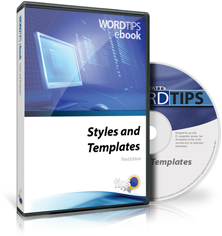 Word Styles and Templates