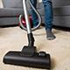 Vacuum that floor!