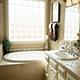 A beautiful, inviting tub